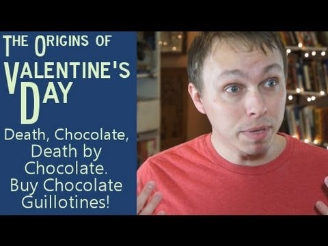 origin of valentine's day cards