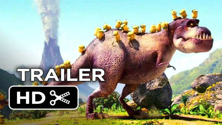 Minions TRAILER 1 (2015) - Steve Carell, Sandra Bullock Movie HD