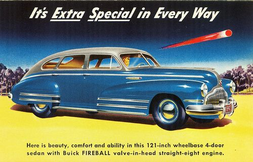 How to Give Your Audience the 5-Star Treatment With Exclusive Offers: 6 Light Sedan, Extra Special, Buick Fireball, Classic Cars, Buick Special, Buicks Save, Buick Extra, 1942 Buick