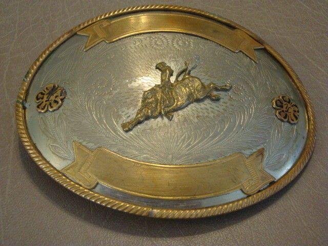 Men Vintage Arabesque Turquoise Stone Leather Belt Buckle Western Cowboy Buckles