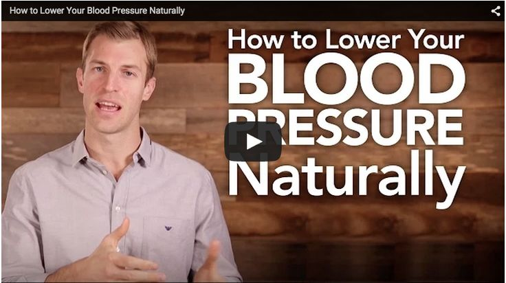 5 Natural Ways to Lower Blood Pressure http://www.draxe.com #health #holistic #natural
