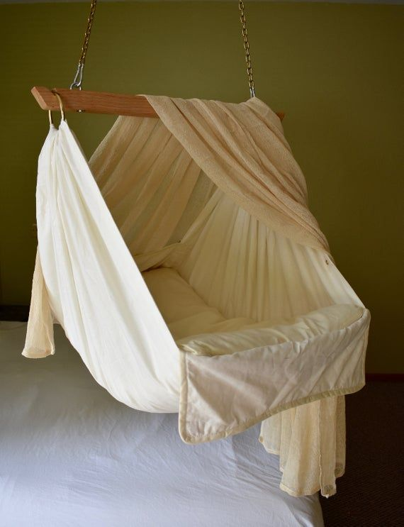 Organic Baby Hammock By Lunalay With