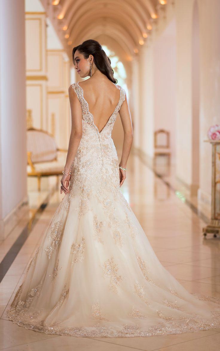 39 best Stella York images on Pinterest | Wedding frocks, Bridal ...