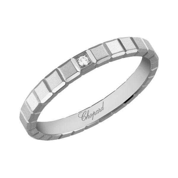 アイスキューブ プラチナ - Chopard(ショパール)の結婚指輪(マリッジ ... ... アイスキューブ ...