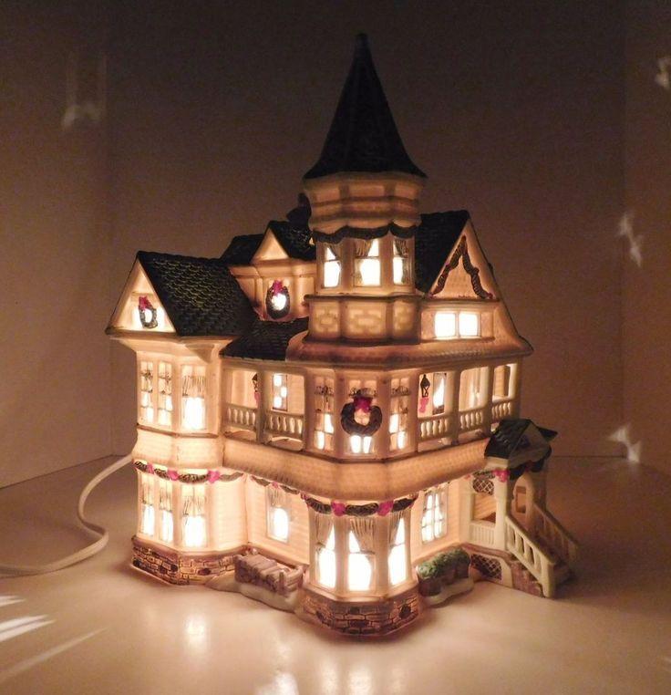 Heartland Valley Village Lighted House: 10 Best Hawthorne Village & Heartland Valley Collections
