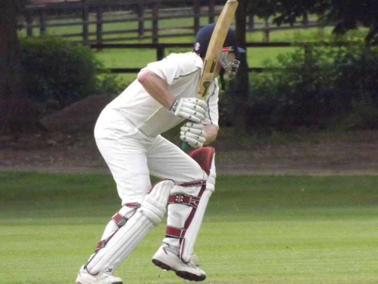 Cricket at Cheam