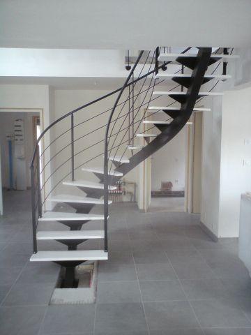 Escalier Metallique Nantes Loire Atlantique Escalier Metal Bois