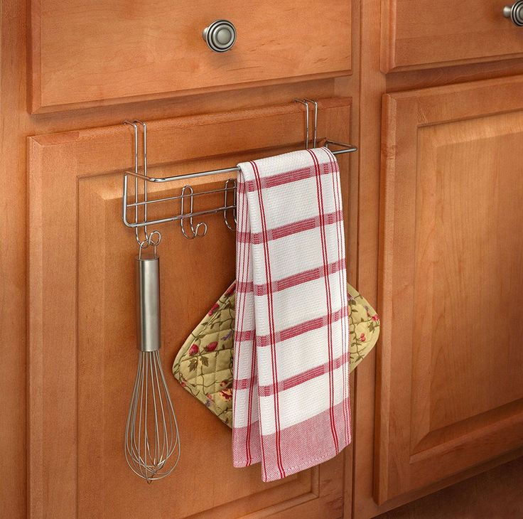 30 best Kitchen Towel Rack Over the Cabinet images on