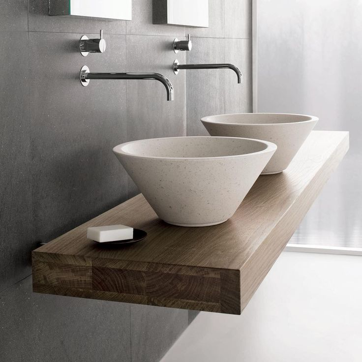 Step into our NEUTRA bathroom and feel the smooth earthy pieces of the most luxurious stone or marble. Every product is carved from a unique block of natural stone. #NEUTRA #SID15 #interiorluxury #interiordesign #bathroom #pureinteriors #pureinteriorsAU #pureconcept #pureconceptAU #archiproducts #exclusivetoPureInteriorsAU