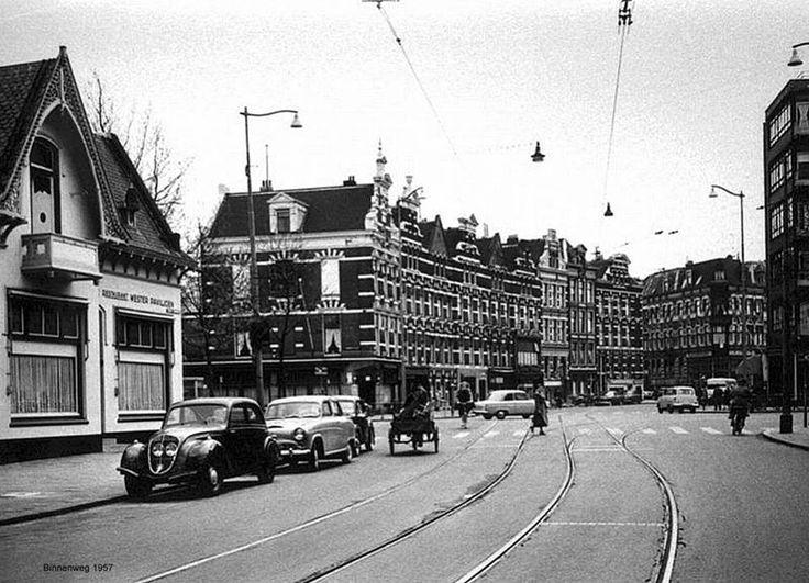 Nieuwe Binnenweg 1957
