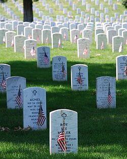 Google Image Result for http://upload.wikimedia.org/wikipedia/commons/thumb/e/e3/Graves_at_Arlington_on_Memorial_Day.JPG/250px-Graves_at_Arlington_on_Memorial_Day.JPG