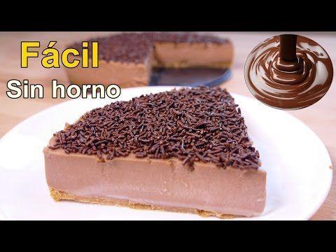 la tarta de chocolate más fácil y rica de hacer del mundo - YouTube