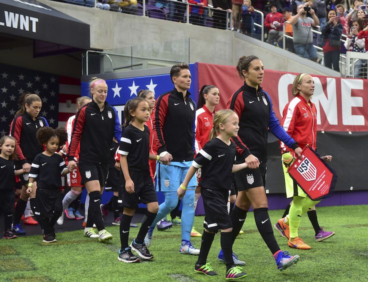 Gallery: WNT Delivers Imposing 5-1 Victory vs. Switzerland in Minneapolis - U.S. Soccer