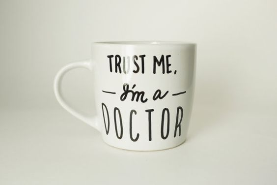 Not that kind of Doctor! PhD students, get your doctoral regalia before it is too late!