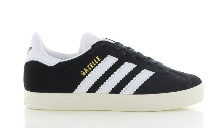 uitgezocht adidas  Gazelle Black KIDS