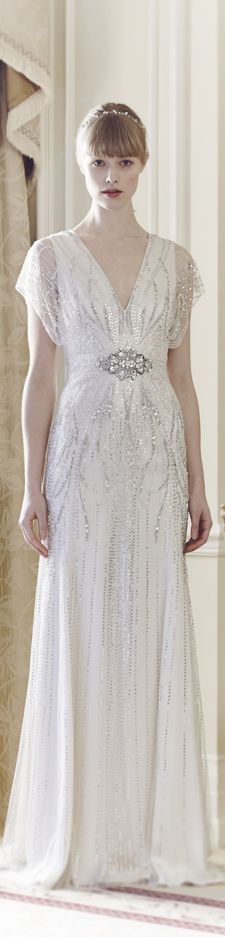 Jenny Packham Bridal Collection 2014 - Florence