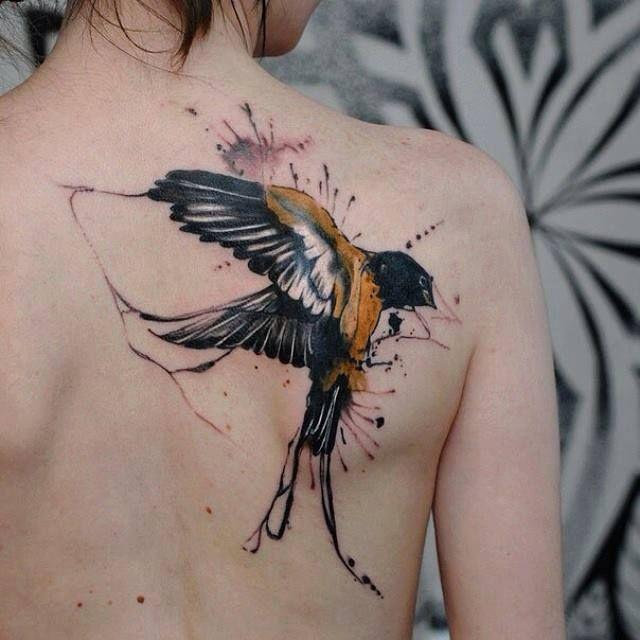 Tat-Tuesday: The Best Bird Tattoos | Fusion