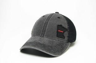 Thin Red Line MN Legacy Hat