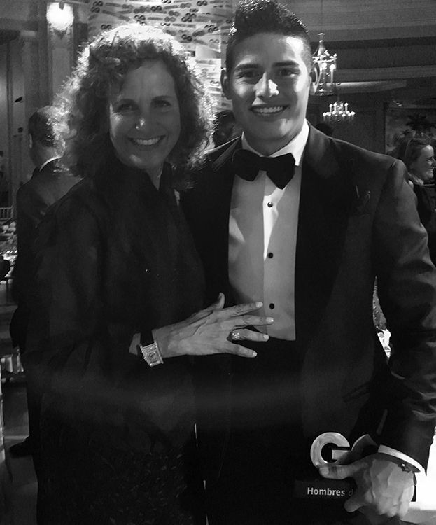 Cuervo y Sobrinos at GQ Spain Men of the Year Awards 2015