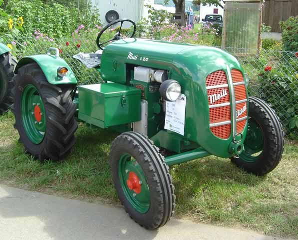 tractores antiguos, página 26 |  Meili 20