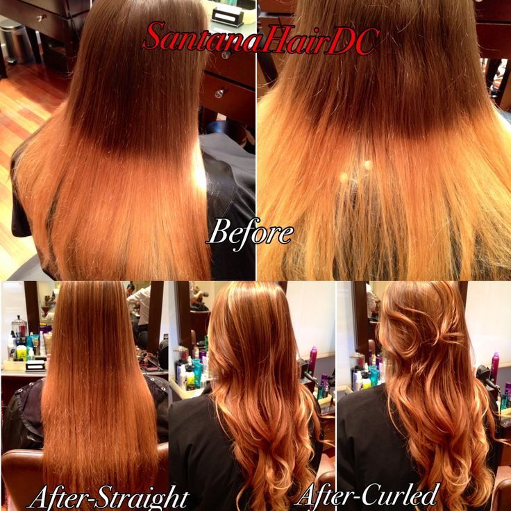 Corrected An Ombre Gone Wrong From Another Stylist With