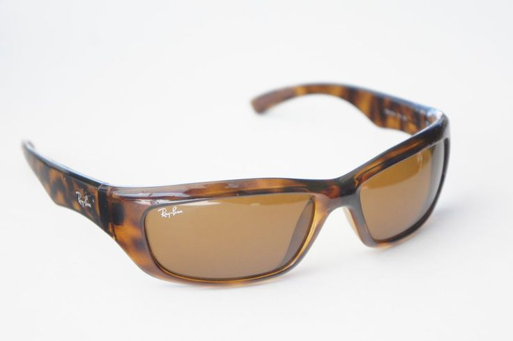 ray ban glasses havana  ray ban rb4160 sunglasses havana /tortoise brown lenses #rayban #wrap