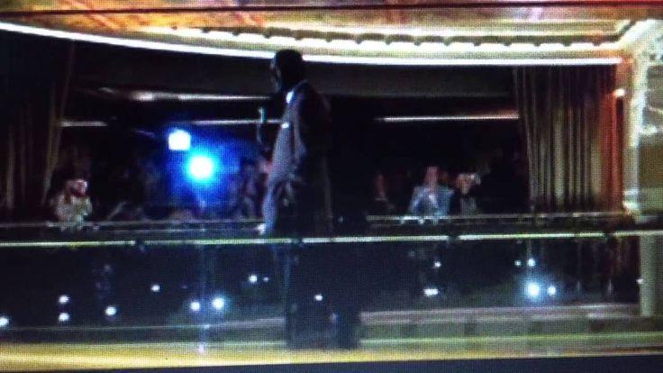 2011 MICHAEL JORDAN RETURNS TO CHICAGO TO OPEN MICHAEL JORDAN'S STEAKHOUSE