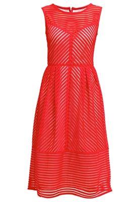 125E TANDEM - Vestido informal - rouge
