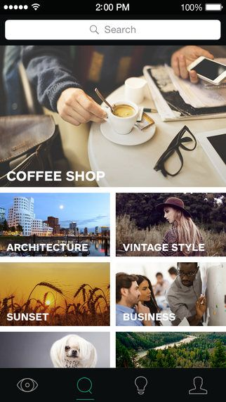 Inspiration can strike anywhere. With our new, refreshed #iStock 2.0 app, you can find the best #images that speak to your inspiration, wherever you happen to be. Easily search, save and share, create lightboxes and more. SEARCH - Search the entire iStock image collection FILTER -