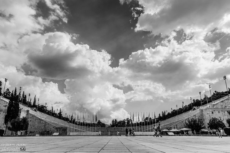 Kallimarmaron stadium! by Zisimos Zizos on 500px