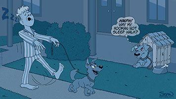 Sleepwalking and Night Terrors