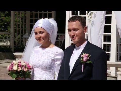 Мусульманская свадьба в Самаре  Выездная регистрация брака
