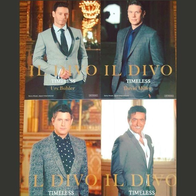 Pin On Il Divo