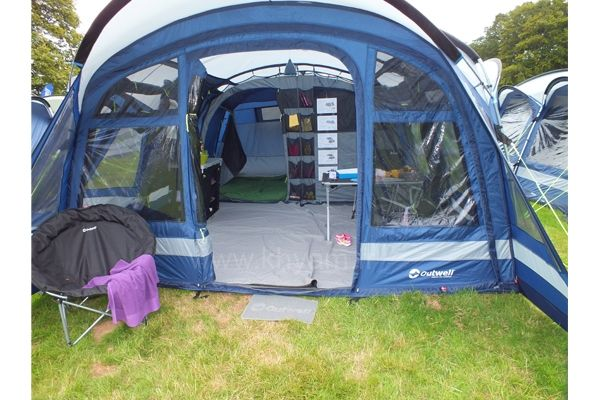 Beautiful Camper Awnings - this add-a-room is bigger than my boler!