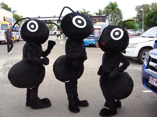 Ant costume