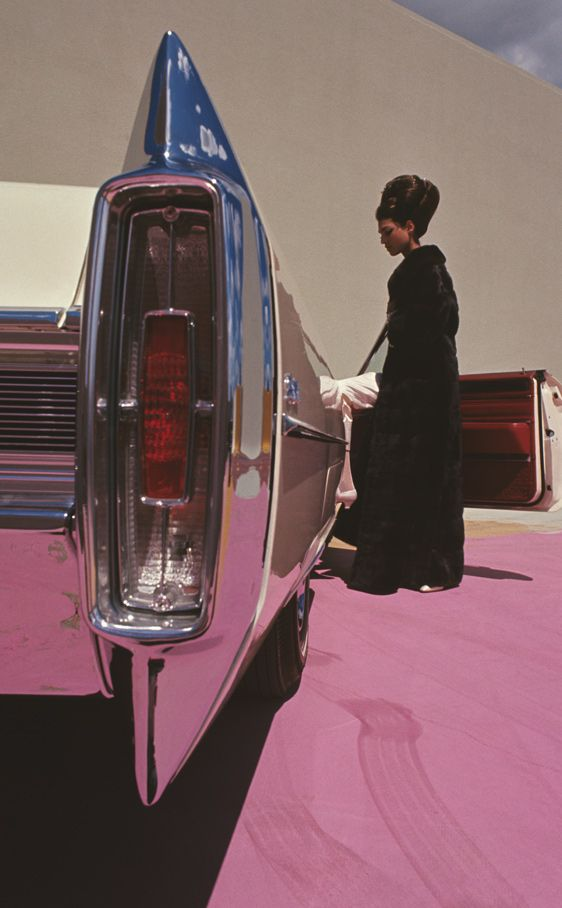 Nostalgia 'road trip': fotos de coches del archivo de Vogue © Condé Nast Archive