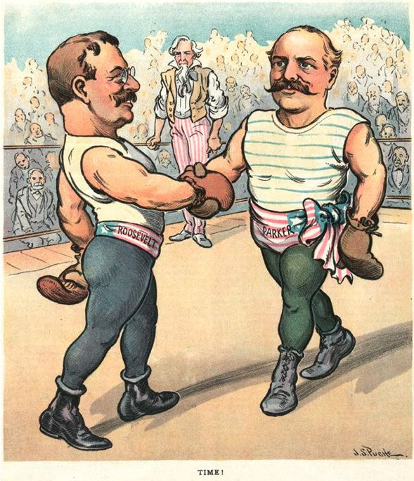 The Strenuous Life: Theodore Roosevelt's Mixed Martial Arts   FIGHTLAND