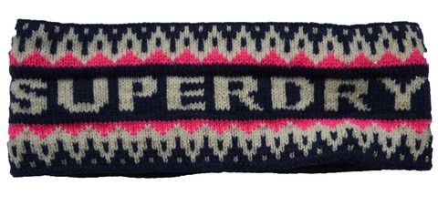 Superdry morzine Headbands – Moyheeland Traders