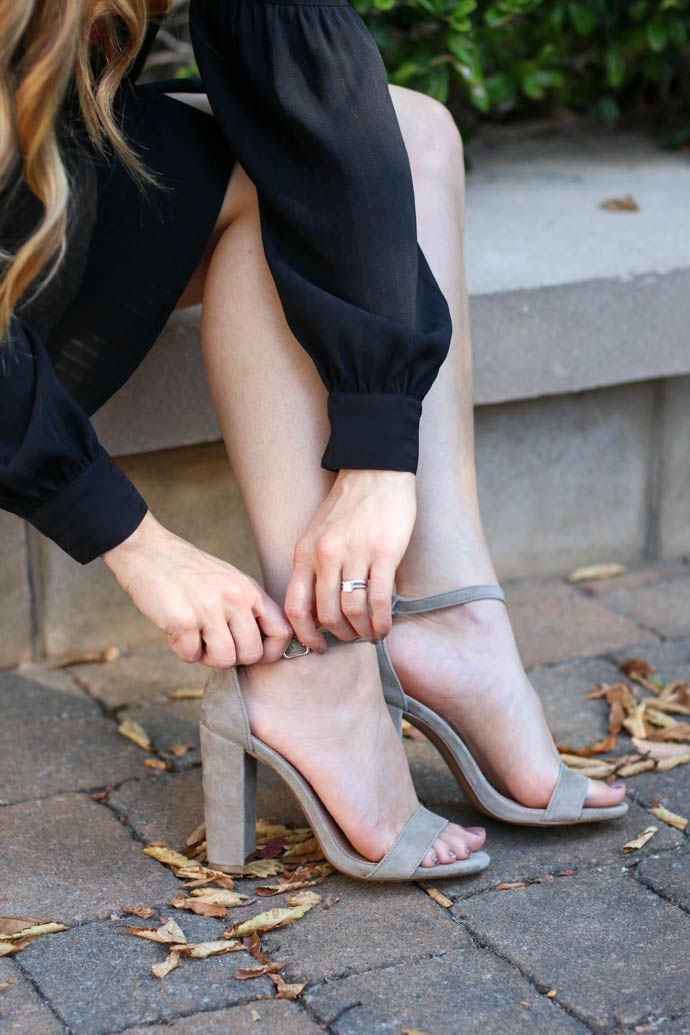 The best neutral sandal, fall fashion, fall outfits