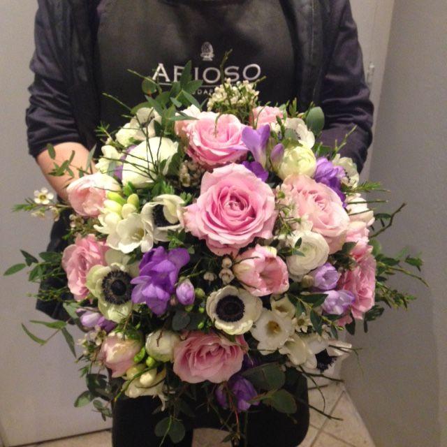 Pastel Florals - by Arioso