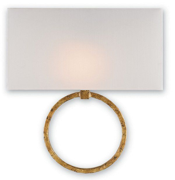 Porthole Wall Sconce From Currey