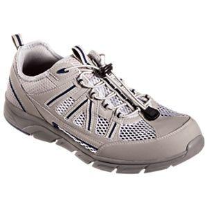World Wide Sportsman Captiva Water Shoes for Men - Grey - 12M #ShoesForMen