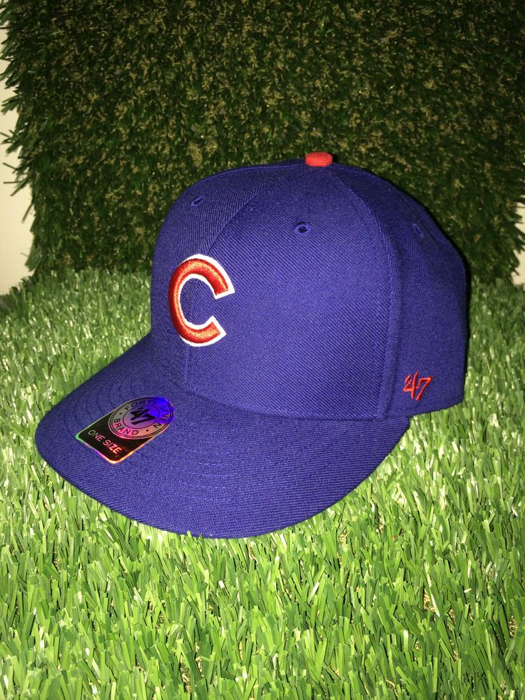 Chicago Cubs MVP MLB Team Cap