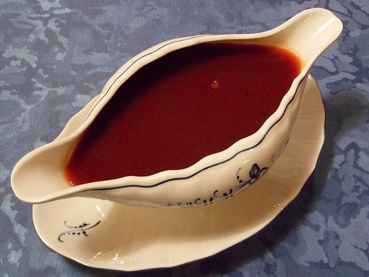 Raffinierte Rotweinsauce, ein leckeres Rezept aus der Kategorie Festlich. Bewertungen: 9. Durchschnitt: Ø 4,5.