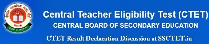 CTET Results 2014 CBSE Outcomes at http://ssctet.in