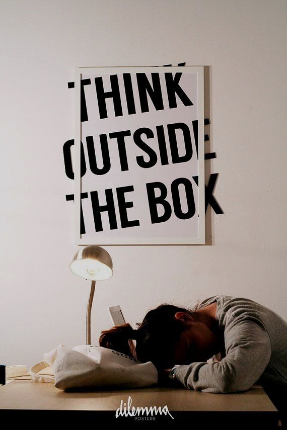 ignore the box, don't make the box a big deal