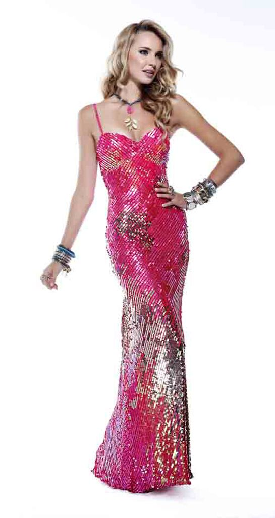 44 best Pink Prom images on Pinterest | Formal prom dresses, Night ...