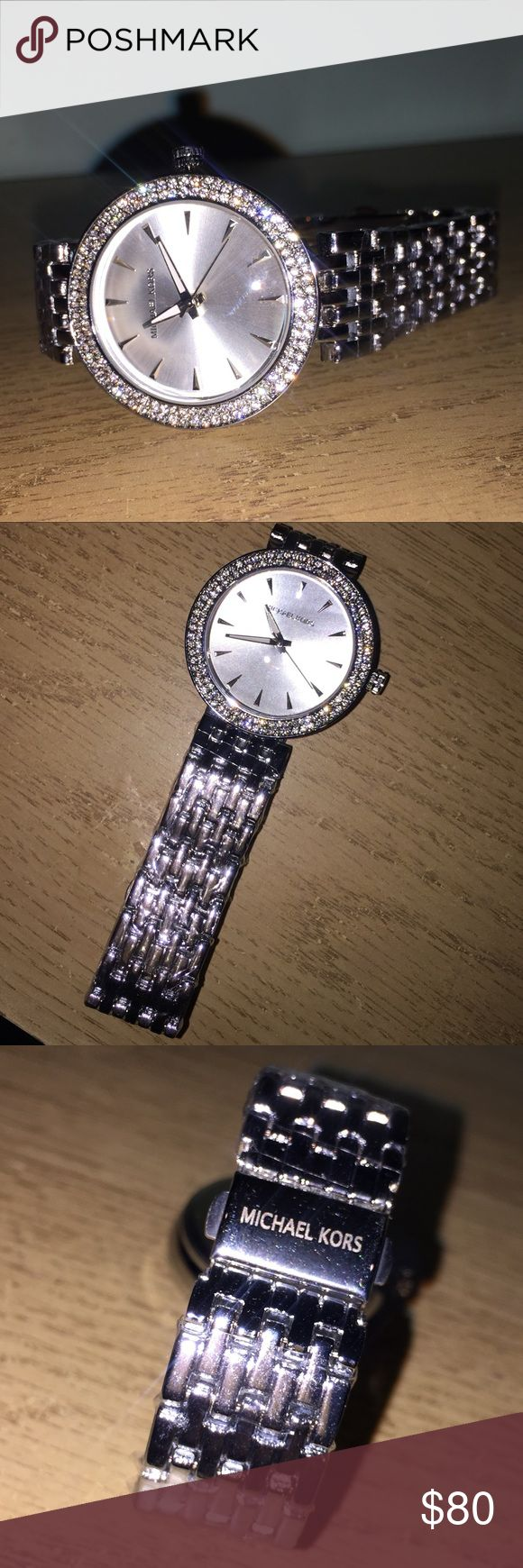 Michael Kors watch Silver Michael Kors watch.   New. Accessories Watches