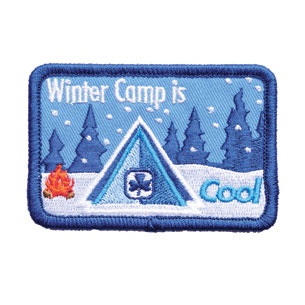 Winter Camp Is Cool