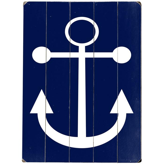 love this anchor wall art